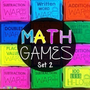 Set 2 Review Math