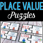 Place Value Second Grade | Place Value Center | 2nd Grade
