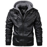 Denzell Outwear Anarchist Jacket Denzell Black S