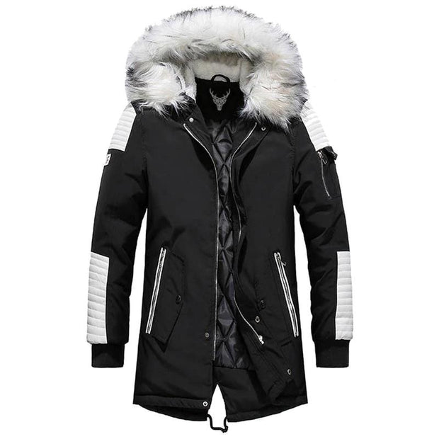 Denzell Outwear Nordic Parka Denzell Outwear Black S
