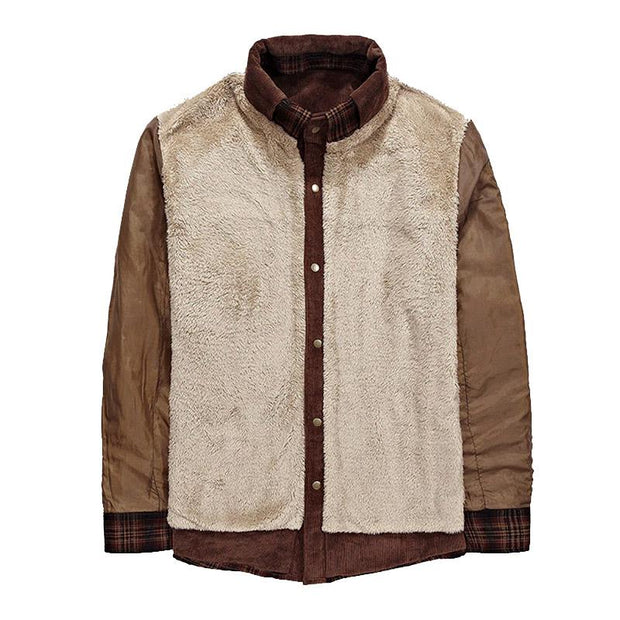Denzell Outwear Warmy Jacket Denzell Outwear