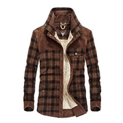 Denzell Outwear Warmy Jacket Denzell Outwear Brown XS