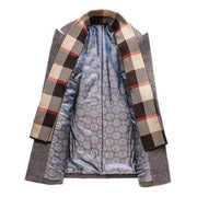 Denzell Outwear Portland Skies Trench Coat Denzell Outwear