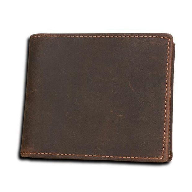 Denzell Outwear High Capacity Leather Wallet Denzell Outwear
