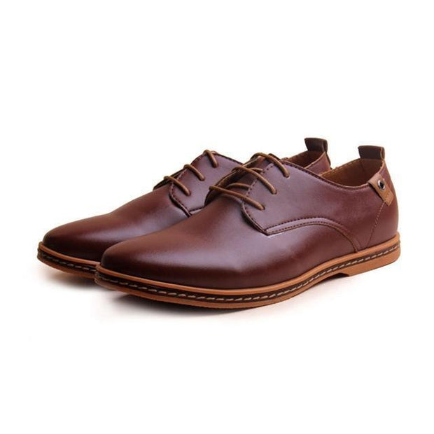 Denzell Outwear Oxford Shoes Denzell Outwear SaddleBrown US 6 / EU 37