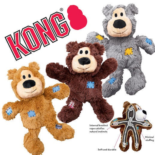 Kong Wild Knots Bear - Small