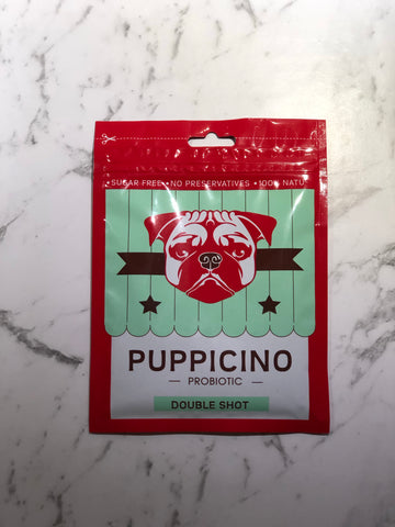 Puppicino - Double Shot