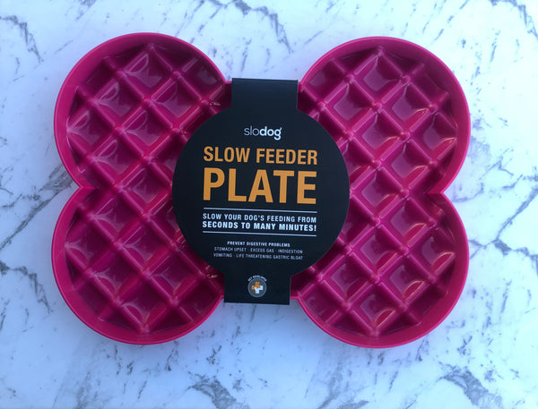 Slow Feeder Plate