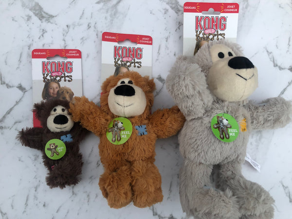 Kong Wild Knots Bear - Large
