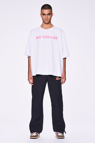 NO COLLAB T-SHIRT WHITE