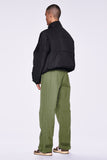 LOGO TRACKPANTS GREEN