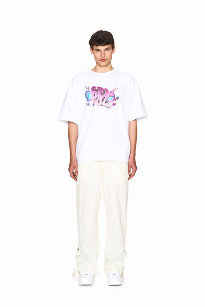 TRACKPANTS V.3 OFFWHITE