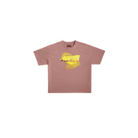LOGO T-SHIRT BROWN