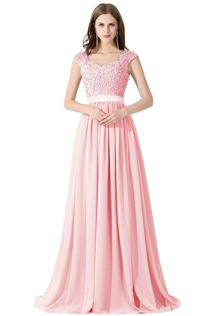 Wedding & Formal Occasion Dresses Long New Formal Evening Ball Gown Party Prom Bridesmaid Dress Stock Size 6-26 Goods Of Every Description Are Available
