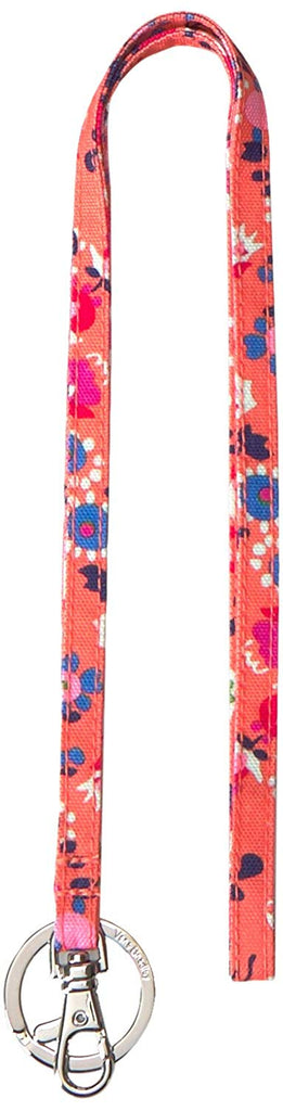 Vera Bradley Lighten Up Lanyard, Polyester