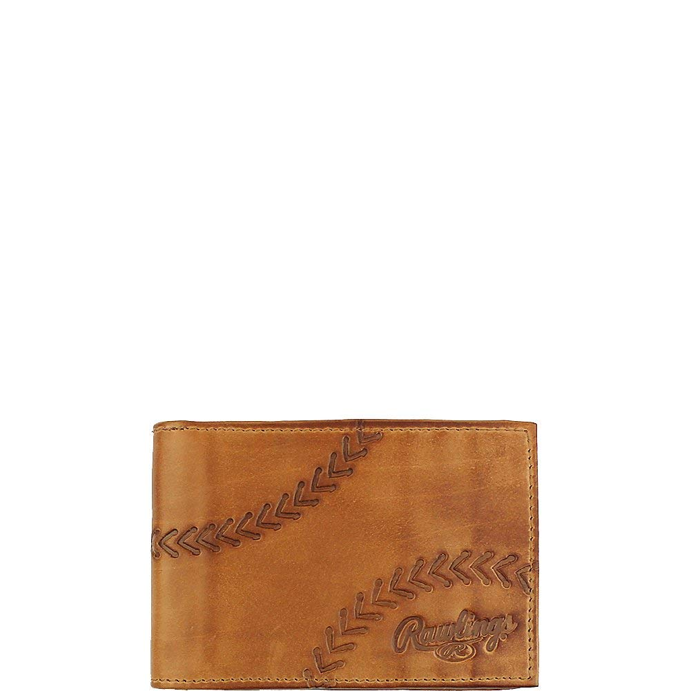 Rawlings Men's Line Drive Front Pocket Wallet