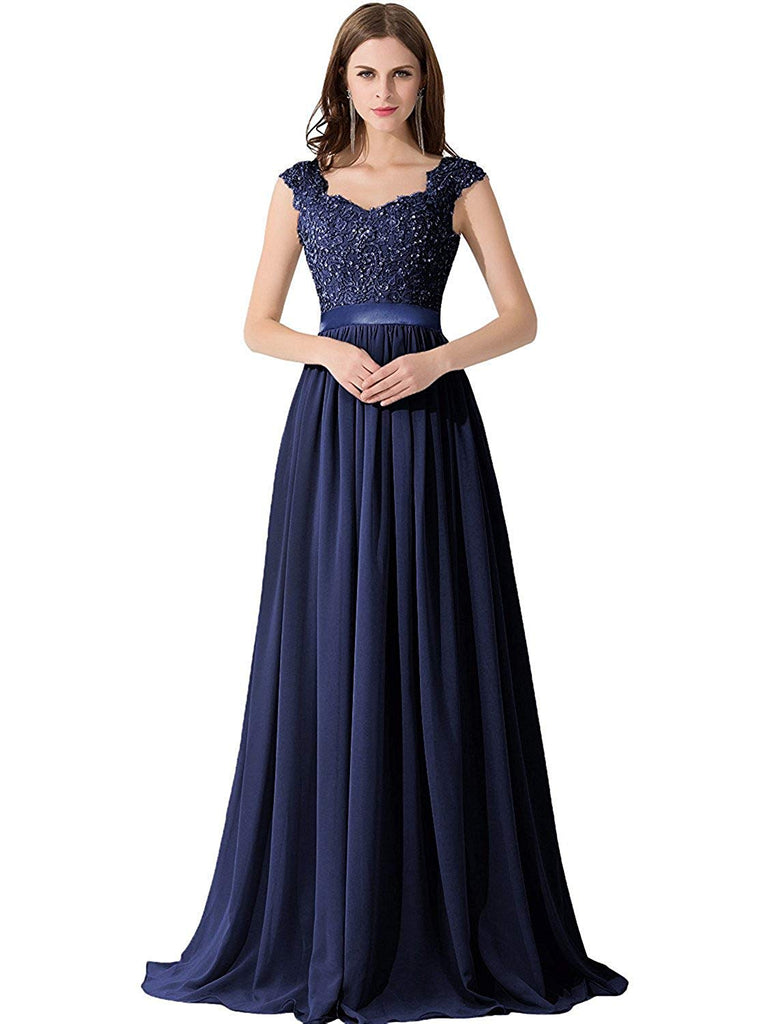 0ddeeae35ad ... Babyonlinedress Babyonline Lace Backless Long Formal Evening Prom  Dresses for Wedding Party ...