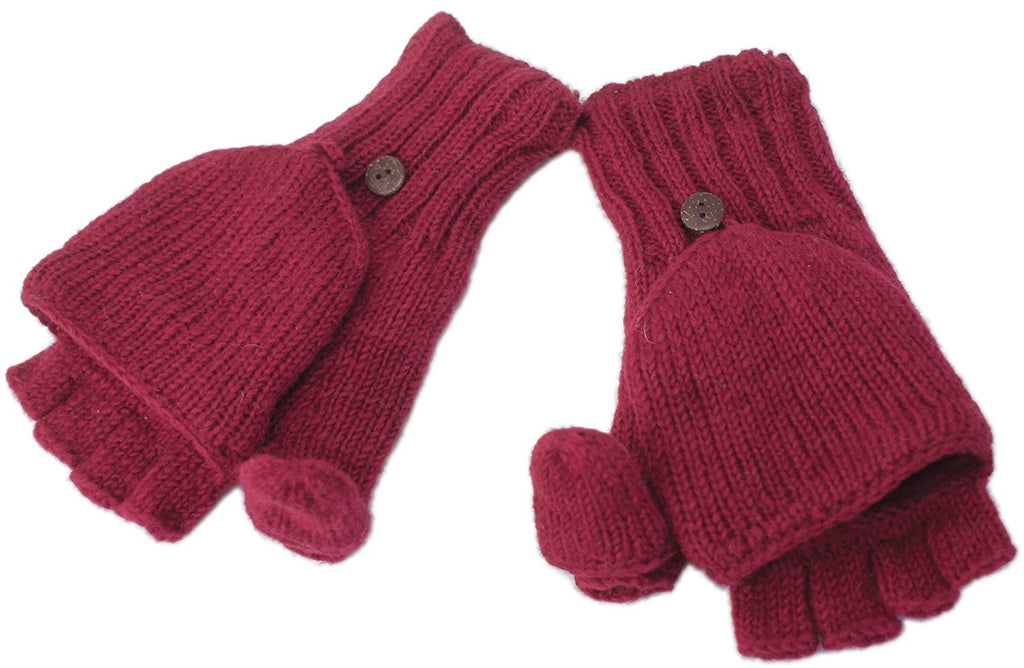 Nirvanna Designs MT27 Fingerless Mitten/Gloves