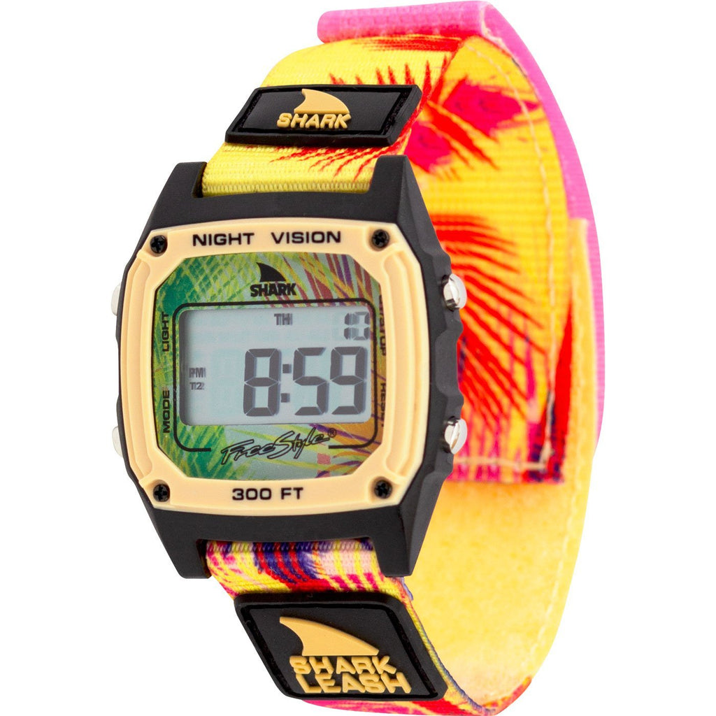 Freestyle Shark Classic Leash Aloha Tiki Peach Unisex Watch FS101024