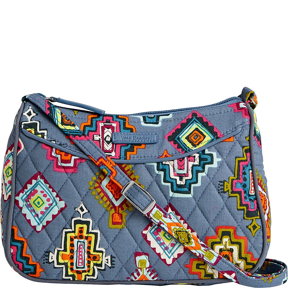 Vera Bradley Little Crossbody, Signature Cotton