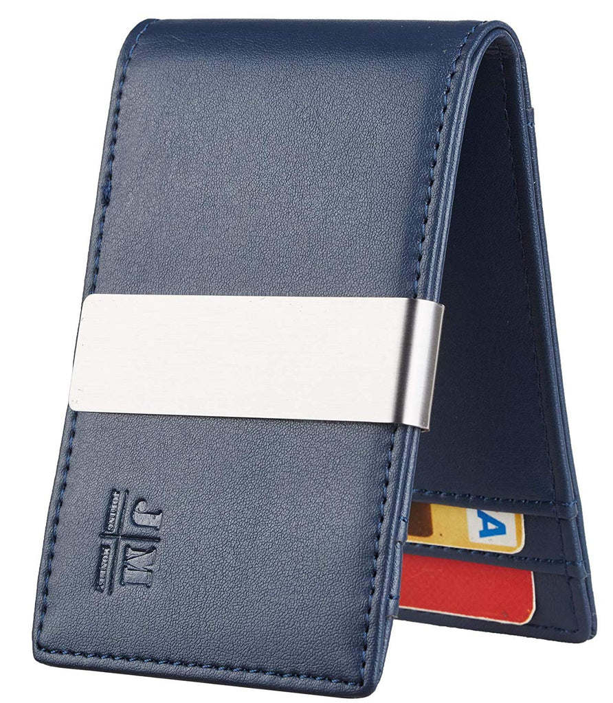 money clip wallet and credit card holder