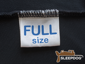 SleepDog Truck Mattresses - Full Size Mattress