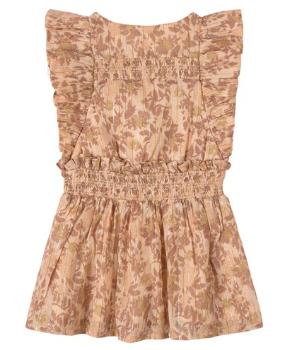Louis Louise Indian Flower Camille Dress