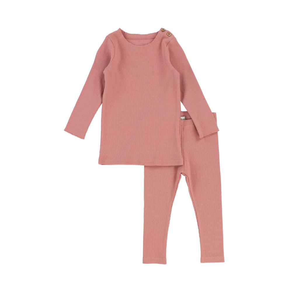 Copy of LIL LEGGS New AW19 Ribbed Sets (18M-6T)
