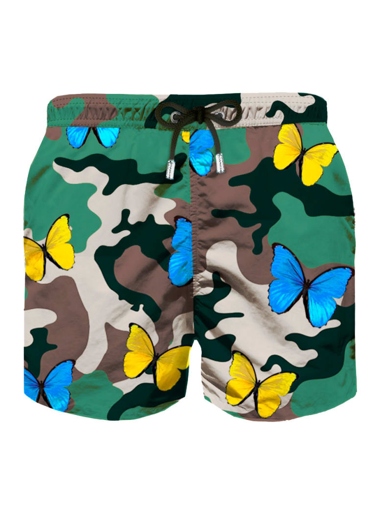 Mc2 boys butterfly bathing suit
