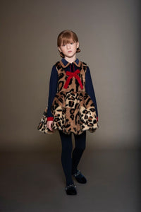 Mimi FW20 leopard dress