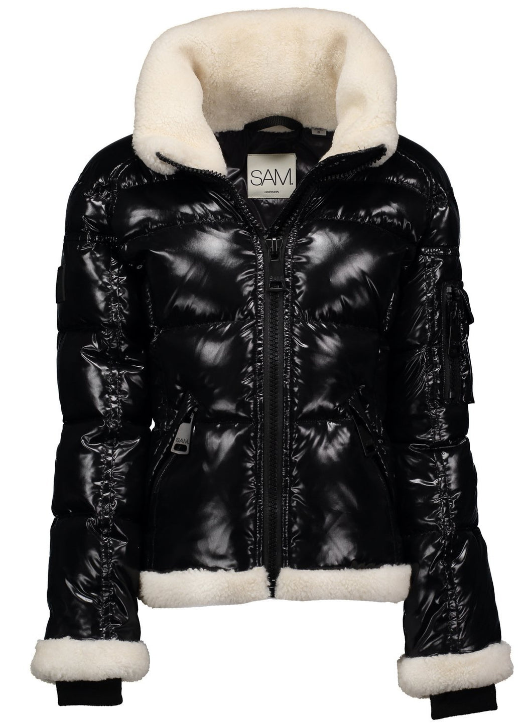 SAM GIRLS SHEARLING FREESTYLE JACKET