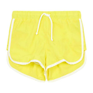 Sunchild yellow boys bathing suit