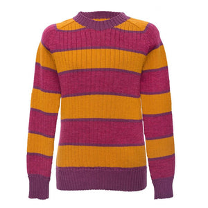 Paade Mode Pink Stella Merino Wool Sweater