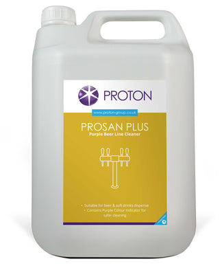 Proton - Prosan Plus Purple Beer Line Cleaner 5L