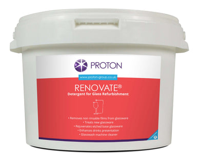 Proton - Renovate® Glass Restorer Powder 2.5kg