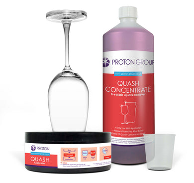 Proton - Quash Intro Pack Pre-Wash Grease and Lipstick Remover