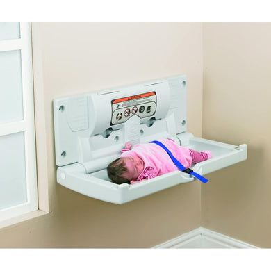 Baby Changing Unit Horizontal 40x46x86cm