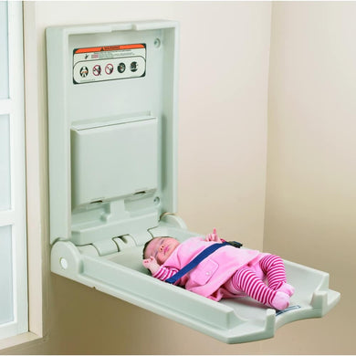 Baby Changing Unit Vertical 82x48x88cm
