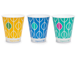 16oz paper cold cup, 96-Series - Hula