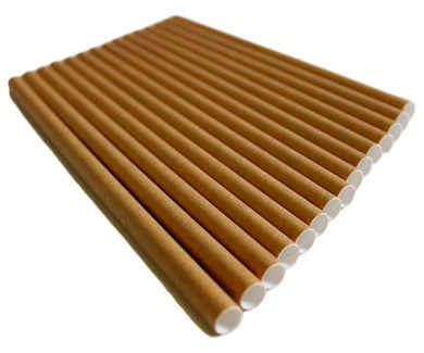 Compostable Kraft Paper Straws