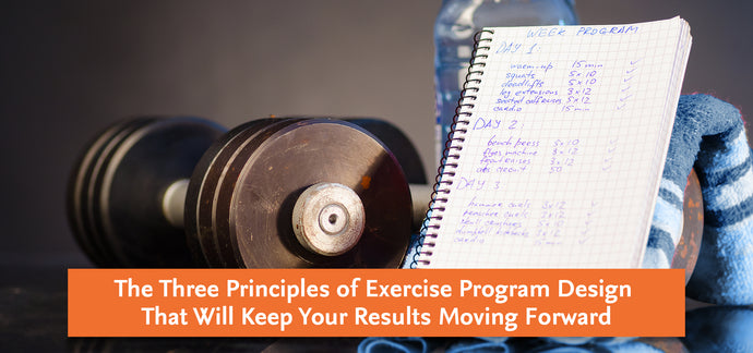 3 Principles of Exercise | Move Your Results Forward