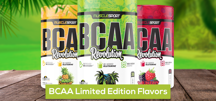 BCAA Limited Edition