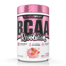 "Load image into Gallery viewer, Muscle Sport BCAA > ""Intra Workout"" > BCAA Revolution™ Limited Edition"