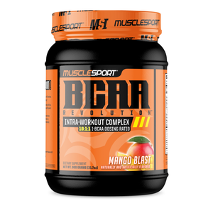 Muscle Sport BCAA Revolution™ 60 Serving