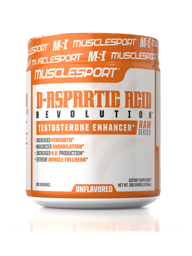 Muscle Sport D-Aspartic Acid