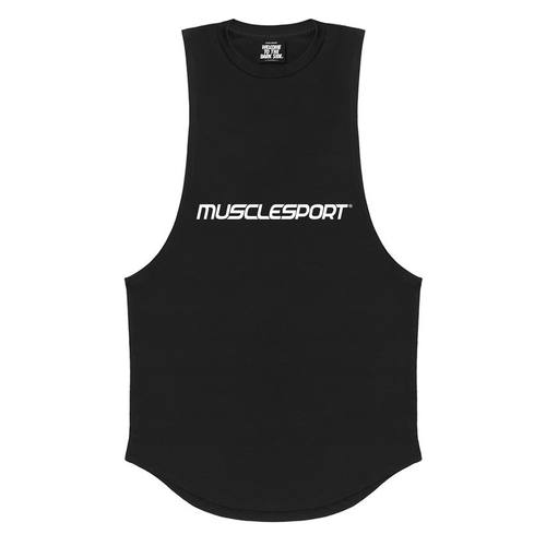 Muscle Sport DarkSide™ Cut-Off Tank