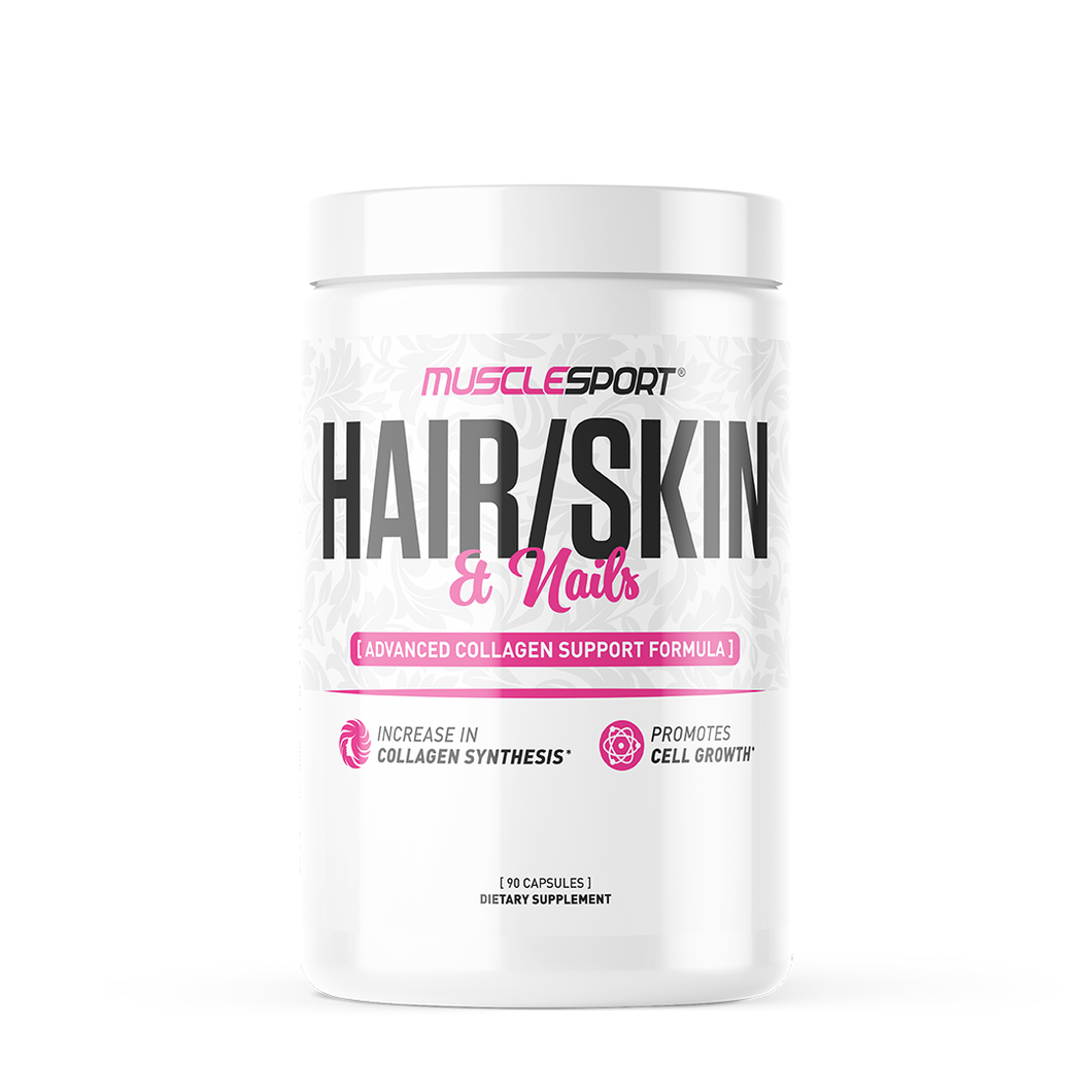 MuscleSport | Retail Exclusive Supplements Hair, Skin and Nails