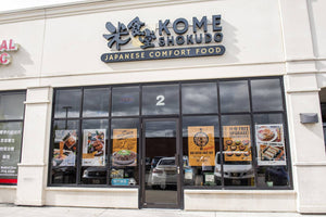 Kome Shokudo, Japanese Comfort Food, Richmond Hill