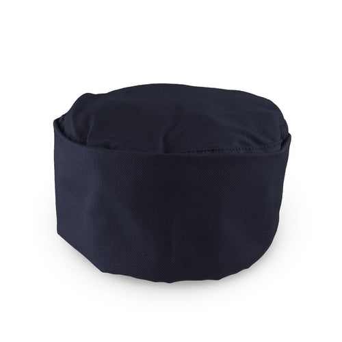 Chef Skull Cap - Navy (Medium) (AP-SC-CAP-NB-M-UFO)