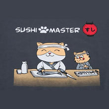 Load image into Gallery viewer, Sushi Master T-Shirt